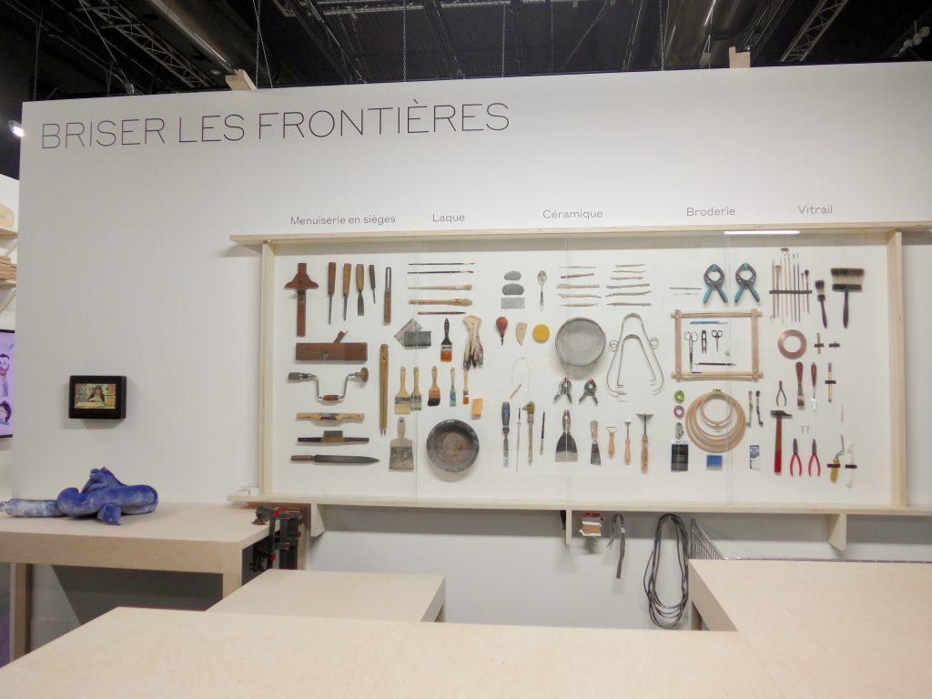 Futurs en transmission, Musée des Arts et Métiers, JEMA 2018 - 1